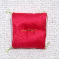 縦横:約55mm×厚さ:約10mm 菊水・紅葉。竹の底柄入