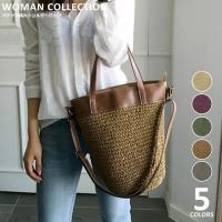 商品名:バケツ型編みショルダーバッグ Bucket type knitting shoulder b...