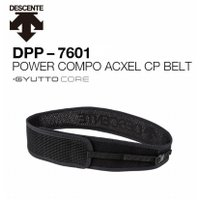 2020  DESCENTE デサント POWER COMPO ACXEL CP BELT パワーコンポ アクセル シービーベルト DPP-7601 腹圧ベルト M L