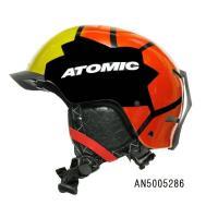 16モデルATOMIC (アトミック) スラローム ヘルメット TROOP SL MARCEL RE...