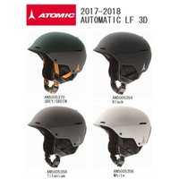 ATOMIC AUTOMATIC LF 3D アトミック スキーヘルメット S M L ATOMIC純正ヘルメット袋付き