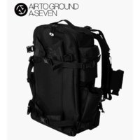 2016 AIRTO GROUND A SEVEN  BACKPACK DA7-4B01 BLK/ブ...