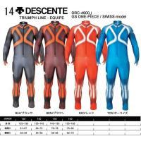 2015 DESCENTE デサント  スキーウェア GSワンピース DRC-4900J GS ON...