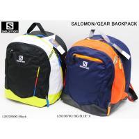 旧モデル SALOMON/サロモン GEAR BACKPACK/ギアバックパック L35238500...