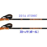 2016モデル ATOMIC (アトミック) AJ5005204 PARK BLACK/ORANGE...