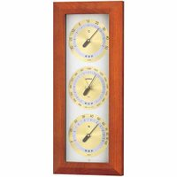 5380円(税込)以上で送料無料!  【商品概要】  ◆気圧計  ◆温度計  ◆湿度計  ●サイズ:...