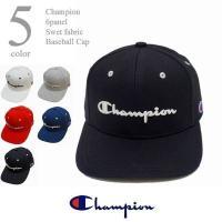 Champion(チャンピオン)から 定番スウェットストレートキャップのリリース。  こちらはソフト...