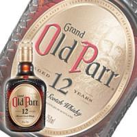オールドパーは、ピート香が十分にのり、深い味わいをもっているスコッチの名品。  明治時代からわが国に...