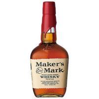 ボトルトップの赤い封蝋が印象的なプレミアム・バーボン。  通常バーボンに用いられるライ麦の代わりに上...