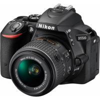 Nikon デジタル一眼レフカメラ D5500 18-55 VR II レンズキット ブラック 商品...