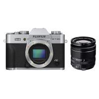 レンズ交換式プレミアムカメラ X-T20/XF18-55mmF2.8-4R LM OIS キット (シルバー)