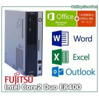 ◆信頼と安定そして大人気のWindows7 Pro 32bit搭載!! 人気の国内メーカー富士通パソ...
