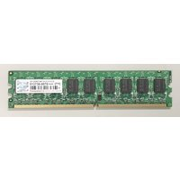 2GBメモリ DDR2 667 ECC DIMM CL5 Transcend サーバー用パーツ 中古メモリ