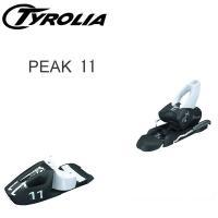 TYROLIA チロリア  PEAKは、TYROLIAのまぎれもない パーク&パウダー専用ビ...