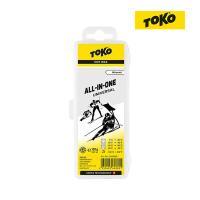 TOKO トコ ワックス  定番の万能ホットワックス 全雪質対応の固形ワックスです。  この浸透性が...