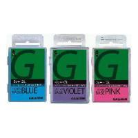 ガリウム ワックス GALLIUM スノーボード ワックス メンテナンス用品  ブルー:-8℃〜-2...