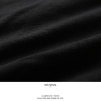 クラブノイズ CLUB NO1Z Tシャツ 半袖 ピラミッド 定番ロゴ ビッグシルエット 黒