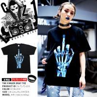 Tシャツ ファックサイン クラブノイズ CLUB NO1Z