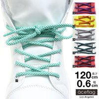 ≪COLORFUL PIN DOT ROUND SHOELACE≫ ■品番:【AF-FW-KH-03...