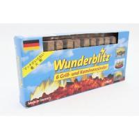 マッチが要らない着火剤。  ドイツのワンダーブリッツ社の着火剤。マッチを擦るように、箱の側面でこする...
