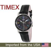 【海外輸入モデル】【ブランド:TIMEX】 タイメックス社は、その技術的革新性とデザイン性により、時...