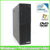 ■中古パソコン 保証3ヵ月 ■13:00までのご注文は即日発送(土日除く)  Celeron 2.5...