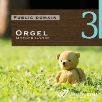 BGM CD 著作権フリー 店内 音楽 <名曲>オルゴール3 -マザーグース-(4037)|whitebgm