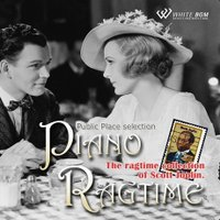 BGM CD 著作権フリー 店内 音楽 <名曲>ピアノラグタイム -スコット・ジョプリン ラグタイム集-(4049)|whitebgm