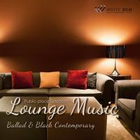 BGM CD 著作権フリー 店内 音楽 ラウンジミュージック -Ballad & Black Contemporary-(4076) whitebgm