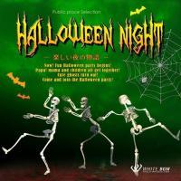 BGM CD イベント 著作権フリー 店内 音楽 ハロウィンナイト -楽しい夜の物語-(4083)|whitebgm