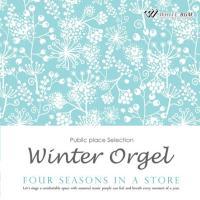 BGM CD 著作権フリー 店内 音楽 冬のオルゴール -Four seasons in a store-(4090) whitebgm