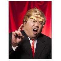 【 なりきりかつら トランプさんセット ドナルド・トランプ アメリカ大統領マスク ものまね なりきり...