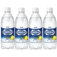 カロリーゼロ 刺激強めの本格レモン炭酸水です