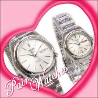 技術力の高さで世界的に認められたSEIKOの腕時計。安心のメイドインジャパンモデルです。 ケースと盤...