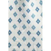 (フェアファクス) FAIRFAX ネクタイ 小紋プリント&シャドーペイズリー ホワイトベース シルク100%