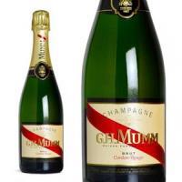 F1ファン、シャンパーニュ愛好家大注目!Fomula1公式シャンパンのマム!サンフランシスコ・インタ...