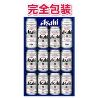アサヒ スーパードライ ビールギフトセット 350ml缶×10本 500ml缶×2本 AS-3N 完全包装 同梱不可