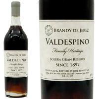 超希少!バルデスピノ・ファミリー・ヘリテージ・ブランデー!1430年から酒造りを始め、500年以上の...