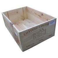 ワイン木箱を送料無料でお届けします。CDラックに本棚に。収納アイテムとしてもご利用いただけます。ワイ...
