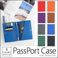 商品名:Passport Cover パスポートケース パスポート入れ   型番/カラー: IN10...