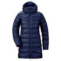 製品説明  丈が短めで、スポーティなデザインの軽量ダウンコートです。高品質ダウンを使用し、身頃は保温...