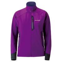 製品説明  高い防風性と撥水性を備え、ストレッチ性に優れたジャケットです。薄手ながら適度な保温性を備...