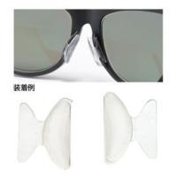 製品説明サングラスや眼鏡用の滑り止めパッド。フィット感を高め、汗によるズレを防ぎます。また、サイズの...