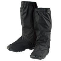 製品説明  雨天時にブーツの上から素早く装着できるロング丈のブーツカバーです。背面には反射テープ付き...