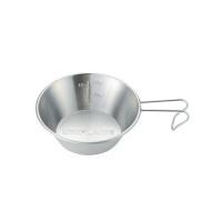 UFシェラカップ 300サイズ φ119×175×41mm 材 質 ステンレス鋼 重 量 68g 容...
