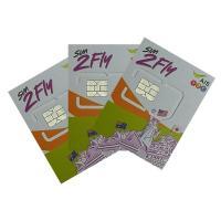 【お得な3枚セット】SIM2Fly アジア20カ国 周遊プリペイドSIM 8日間 4G・3Gデータ通信通信無制限