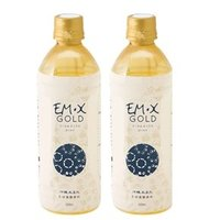 EMX GOLD(イーエムエックスゴールド/EMXゴールド)500ml 2本セット (クオカード500円分2枚付)