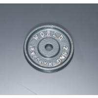 アイアンプレート2.5kg  2.5kg 口径29mm  こちらの商品はメーカー直送となります。  ...