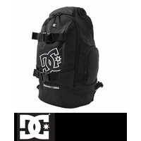 17 DC SHOES バックパック WOLFBREAD - BLACK/WHITE 国内正規品