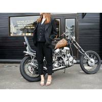 BLACK SIGN/ブラックサイン2018SS「Linen Twill Evening Jacket/リネンツイルイヴニングジャケット」(BSSJ-